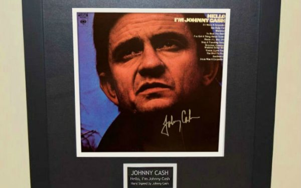 Johnny Cash – Hello, I'm Johnny Cash