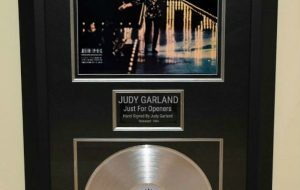 Judy Garland – Just For Openers