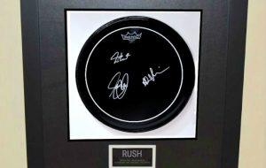 Rush – Drum Head