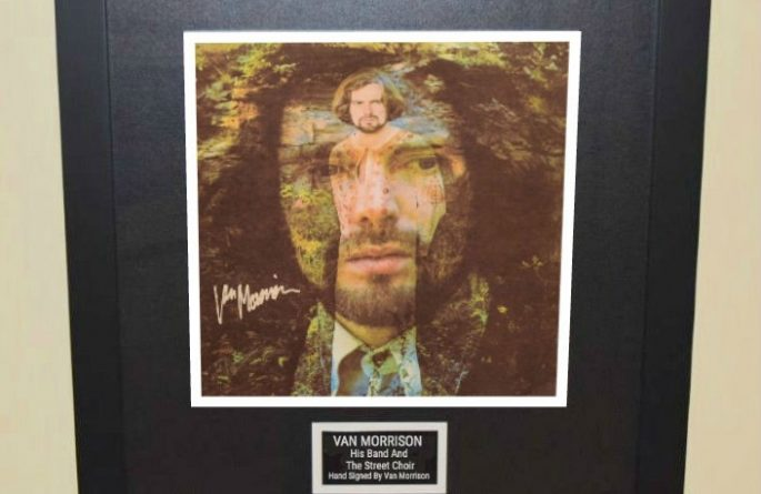 Van Morrison – His Band And The Street Choir
