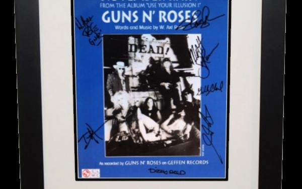 Guns N' Roses – November Rain