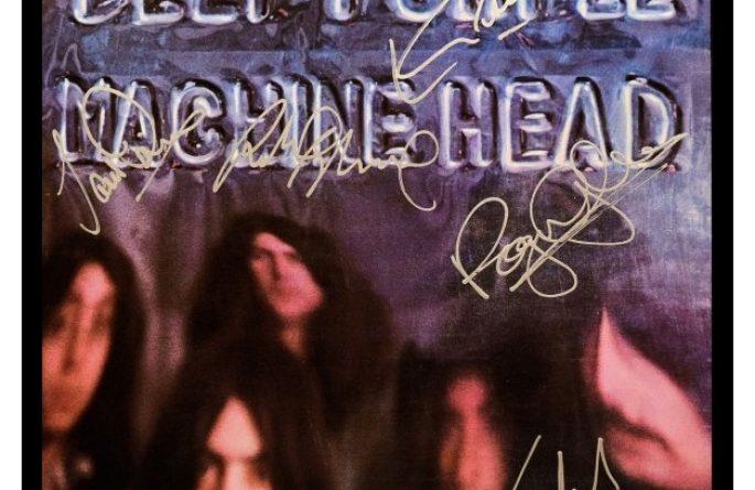 Deep Purple – Machine Head