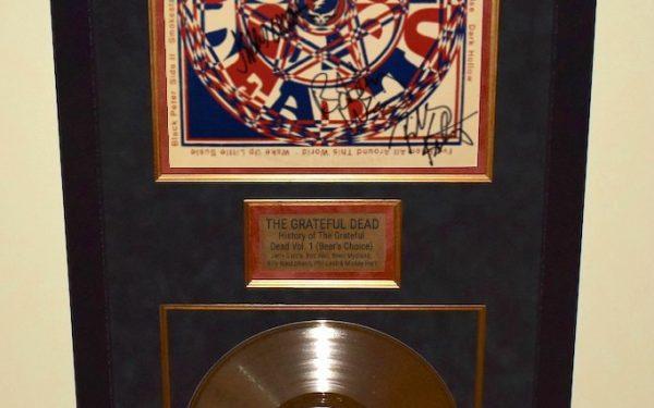 The Grateful Dead – History of The Grateful Dead Vol. 1 (Bear's Choice)