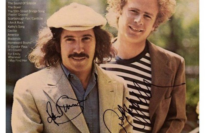 Simon & Garfunkel – Greatest Hits
