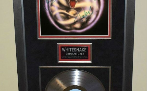 Whitesnake – Come An' Get It