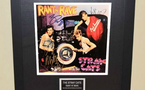 Stray Cats – Rant N' Rave