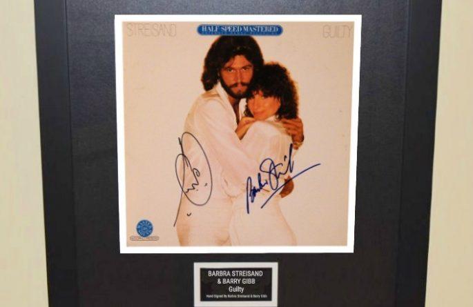Barbra Streisand & Barry Gibb – Guilty