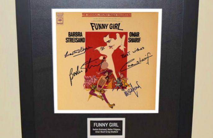 Funny Girl – Original Soundtrack