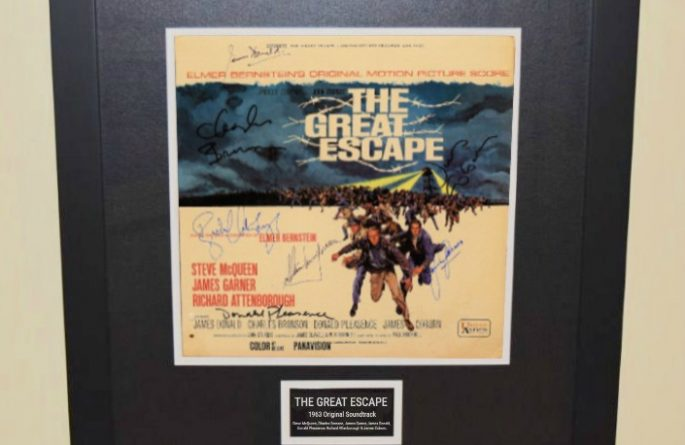 The Great Escape Original Soundtrack