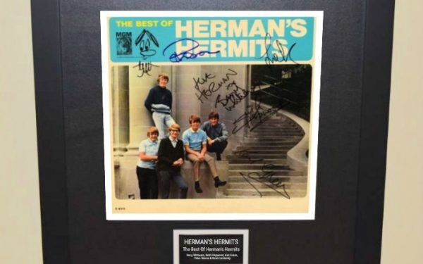 Herman's Hermits – The Best Of Herman's Hermits