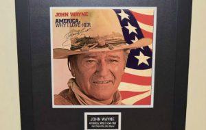 John Wayne – America, Why I Love Her