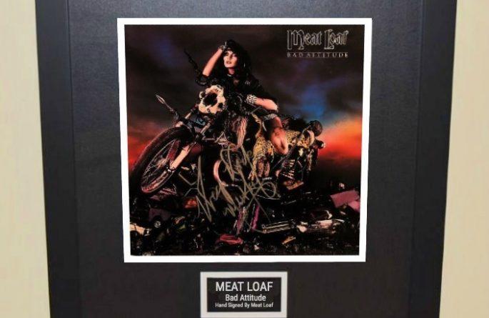 Meat Loaf – Bad Attitude