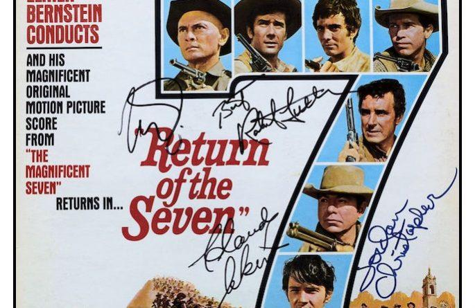 Return Of The Seven Original Soundtrack