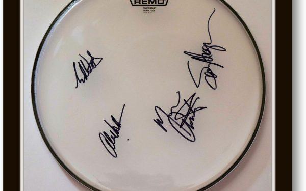 Van Halen – Drum Head