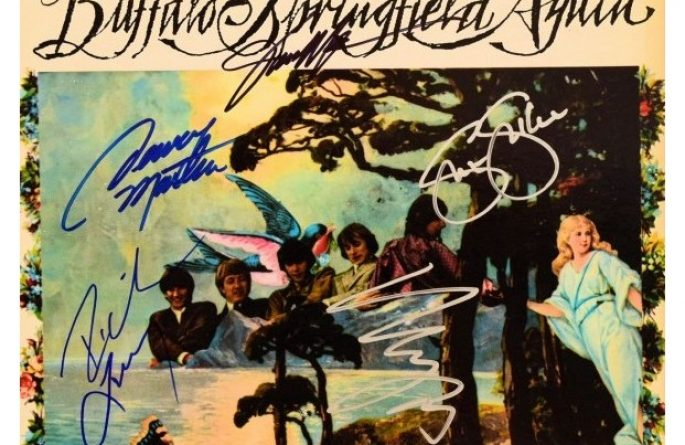 Buffalo Springfield – Again