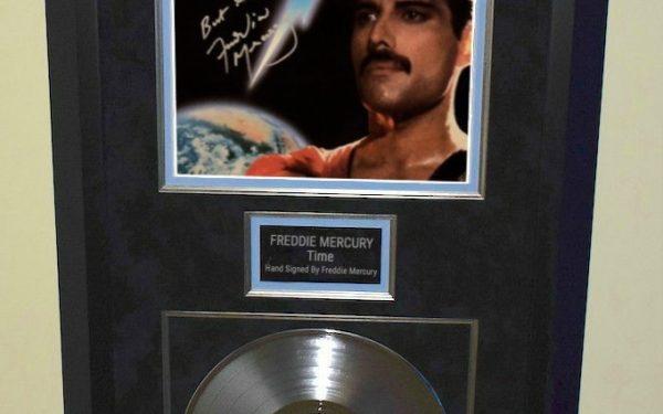 Freddie Mercury- Time