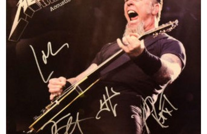 Metallica – Acoustic Live