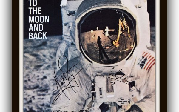 Life Magazine – To The Moon And Back!