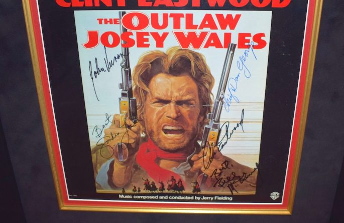 Outlaw Josey Wales Original Soundtrack