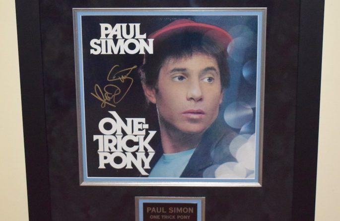 Paul Simon – One Trick Pony