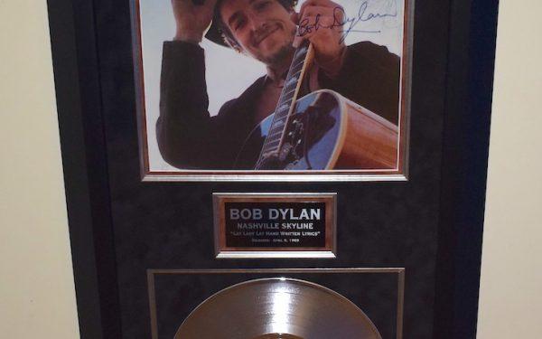 Bob Dylan – Nashville Skyline