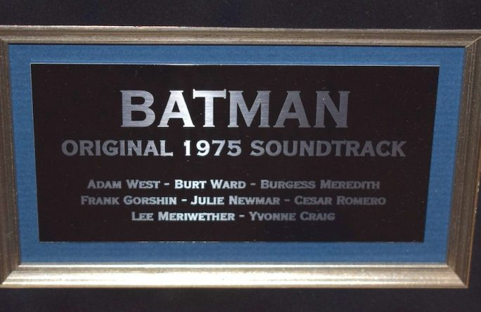 #2 Batman Original Soundtrack