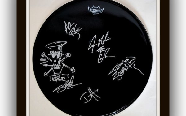 Guns N' Roses – Drum Head