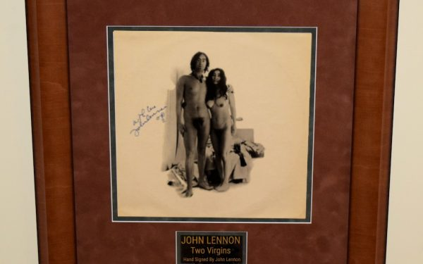 John Lennon – Two Virgins