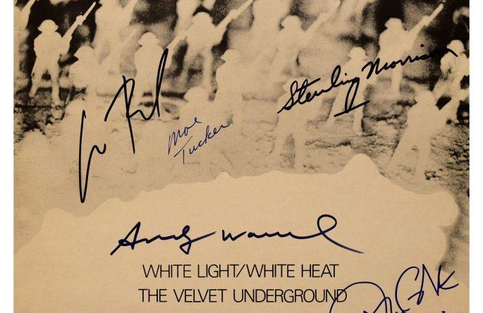 Velvet Underground – White Light / White Heat