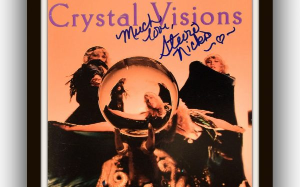 Stevie Nicks -Crystal Visions Tour Book