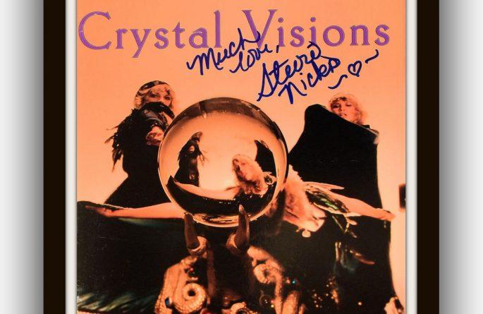 Stevie Nicks -Crystal Visions Tour Book