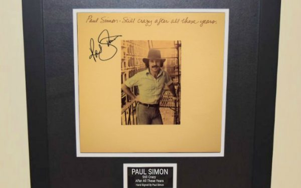 Paul Simon – Still Crazy After All These Years