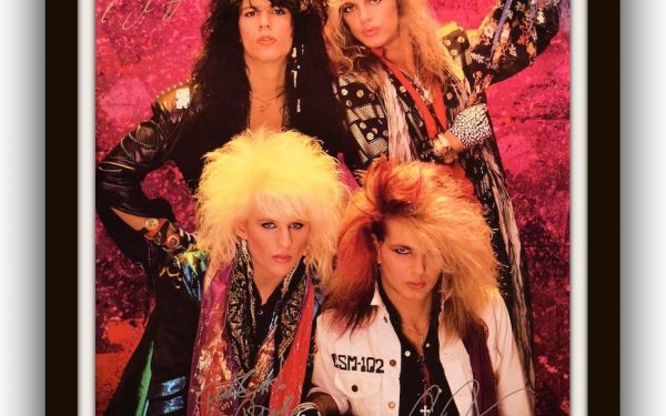 Poison Signed Poster