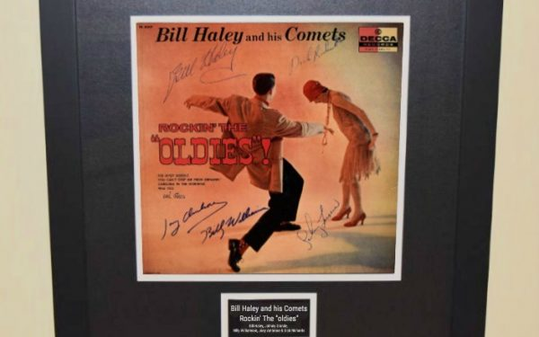 """Bill Haley and his Comets – Rockin' The """"Oldies""""!"""