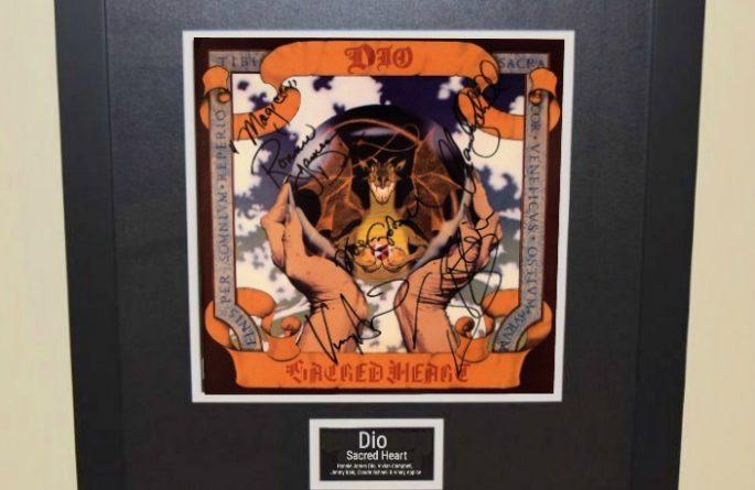 Dio – Sacred Heart