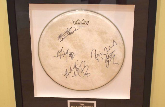 Rolling Stones – Remo Drum Head