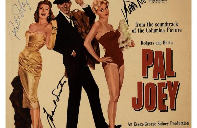 Pal Joey Original Soundtrack