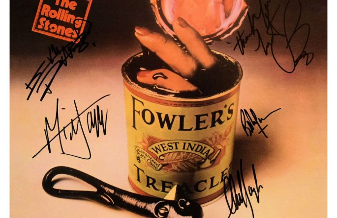 Rolling Stones – Mexican Released Sticky Fingers