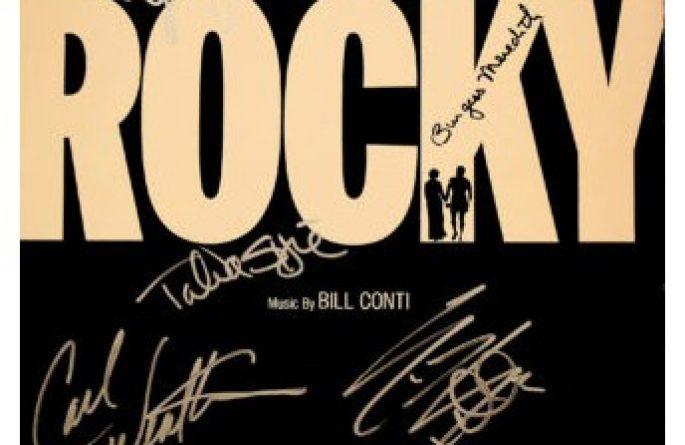 Rocky Original Soundtrack