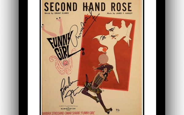 Funny Girl – Second Hand Rose