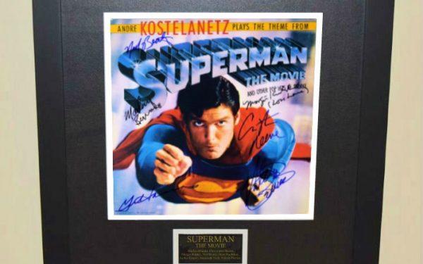 #2 Superman The Movie Original Soundtrack