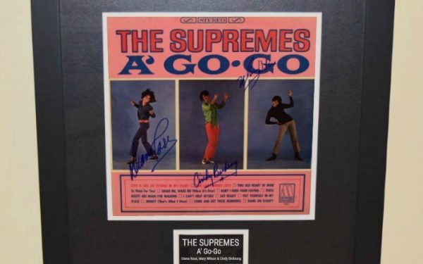 The Supremes – A' Go-Go