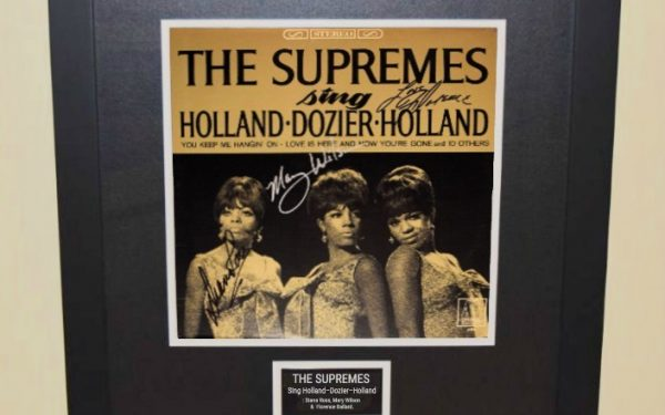 The Supremes –  Sing Holland – Dozier – Holland