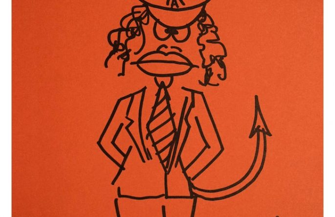 Angus Young – Highway To Hell