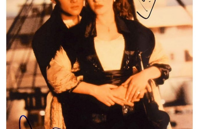Titanic Signed Photograph