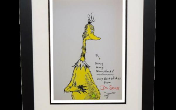Dr. Seuss – Sneetch