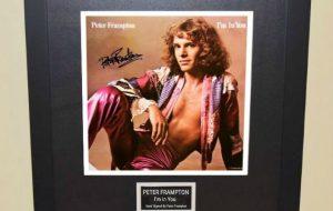 #2 Peter Frampton – I'm In You