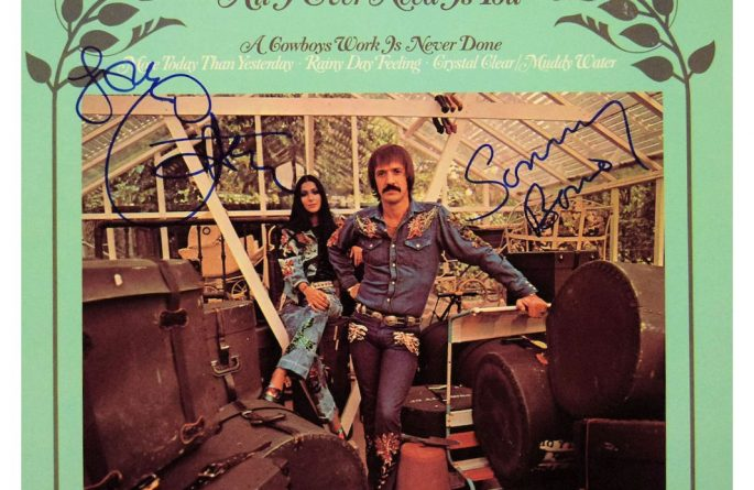 Sonny & Cher – All I Need Is You