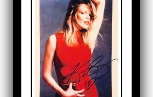 Kim Basinger Signed Photograph