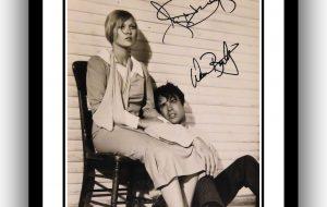 Bonnie & Clyde Signed Photograph